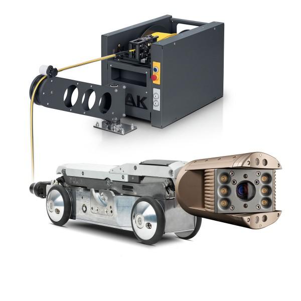 IBAK MainLite kompaktná kamera do potrubí